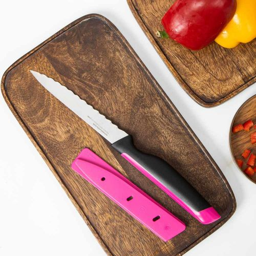U Series Serrated Knife 1pc