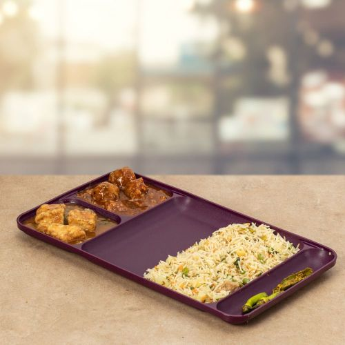 Divided Dining Plate 2pc