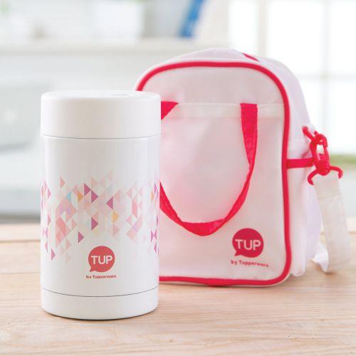 Thermal Food Jar with Bag 500ml