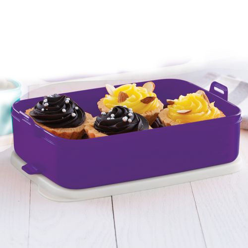 Click to Go Lunch Carrier 900ml 1pc