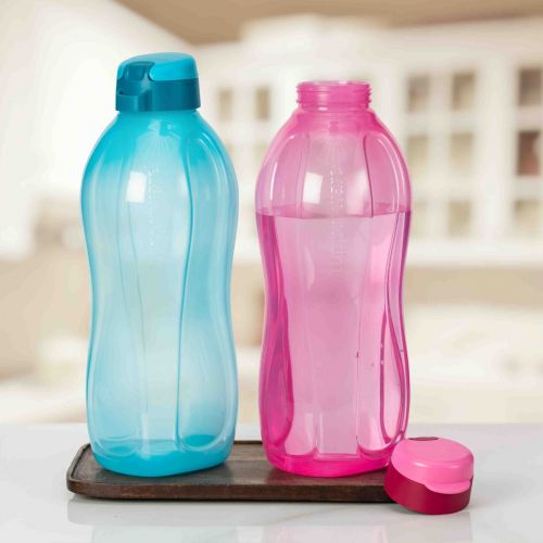 Aquasafe Eco Fliptop Bottle 2l 2pc