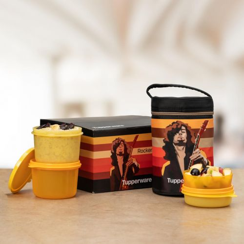 Rocker Lunch Set with Bag
