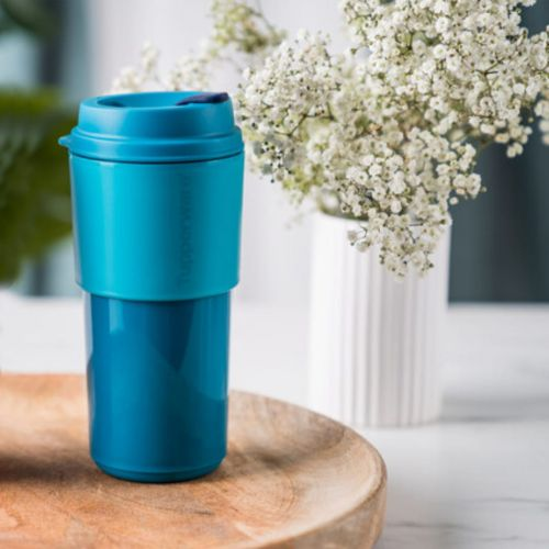 Trendy Cup 1pc Blue