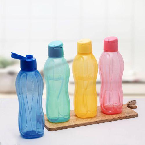 Aquasafe 750ml Fliptop Bottle 4pc