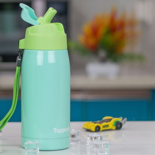 Steel Sipper Bottle 550ml 1pc Blue