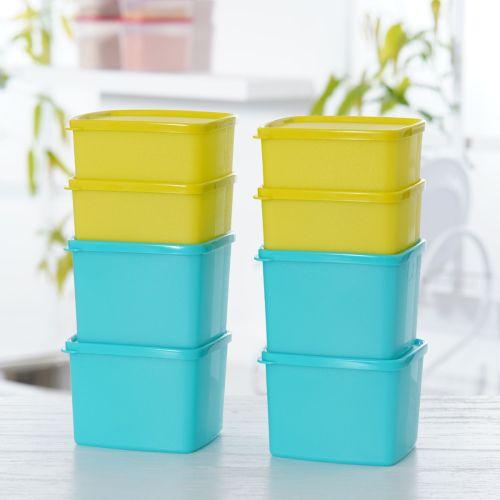 Cool n Fresh Container 490ml, 800ml 4 pc each