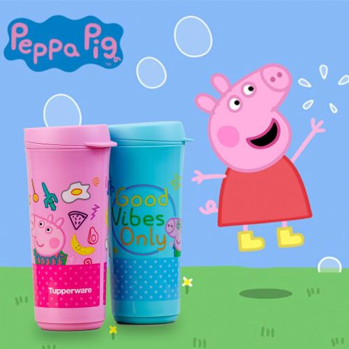 Thirst n Go Peppa 2 pcs