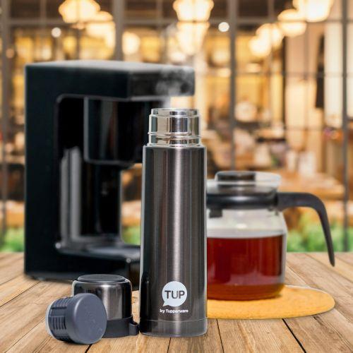 Duo Tup Steel Flask 500ml 1pc